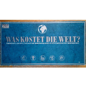 Wealth of Nations Boardgame German edition